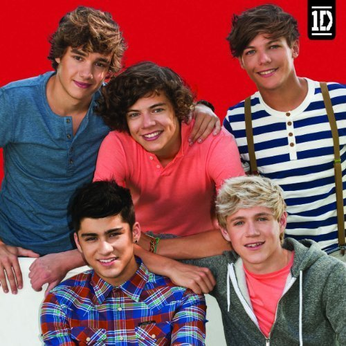 one direction gift wrap - 5