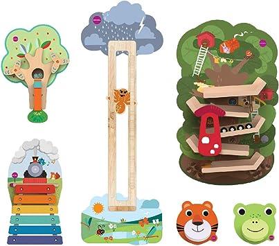 Amazon.com: Oribel VertiPlay - Juego de combo de juguetes de ...