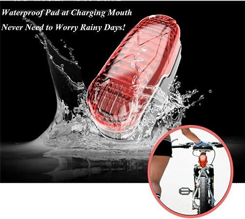 TKSTAR TK906 SMS//GPS Tracker LED Rücklicht für Fahrrad Motorrad Car Vehicle Bike