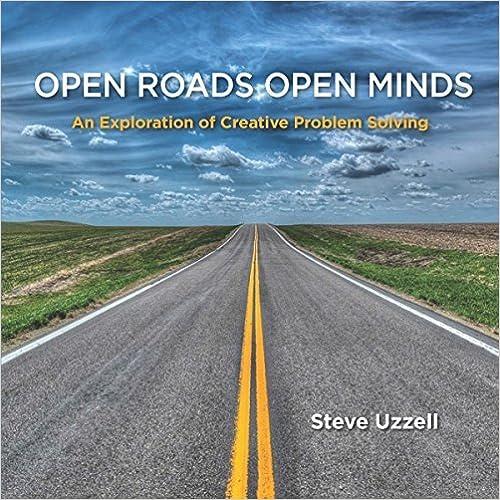 Open Roads Open Minds