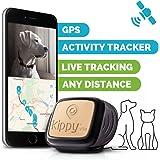 Kippy vita KV0001BK GPS e Activity Tracker per animali domestici