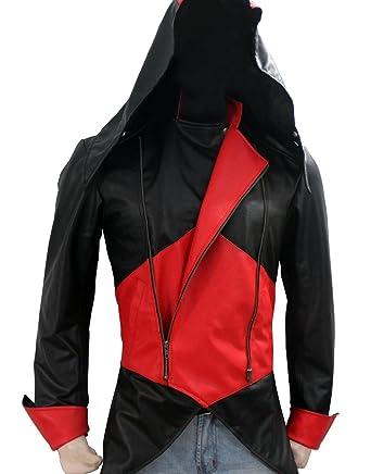 Assassins Creed 3 sudadera con capucha Disfraz & - Chaqueta de ...