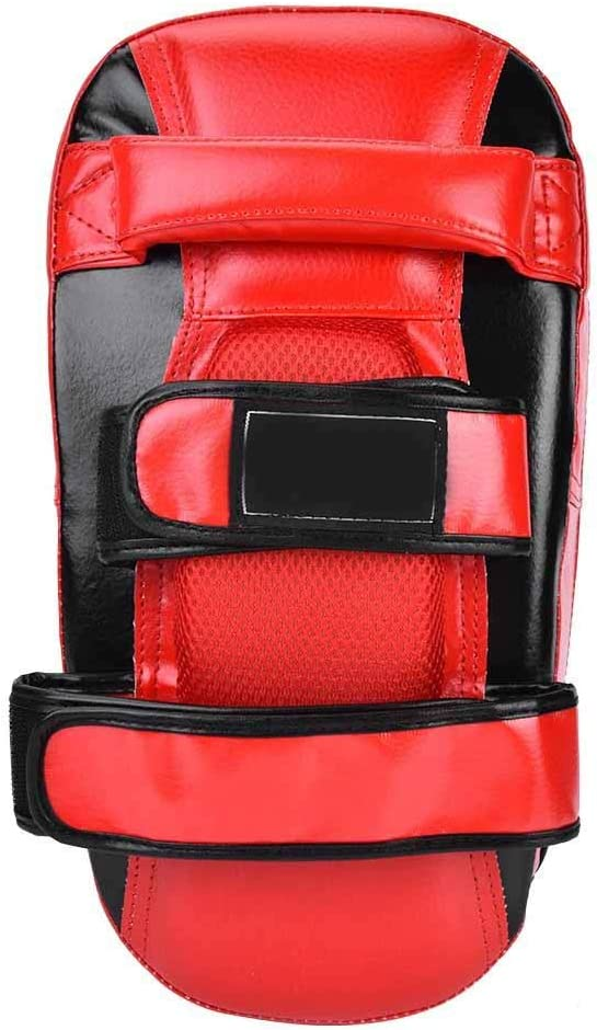 Alomejor Foot Target Training Boxeo Muay Thai Kick Pad Shield Curve Pads Punch MMA Fight Curved Taekwondo Shield