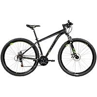 Bicicleta Mtb Caloi 29 Aro 29 21 Velocidades Cinza