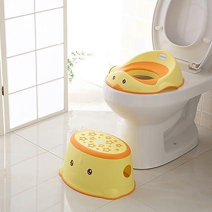 Astonishing Childrens Toilet Seat Step Stool Set Baby Footstool Frankydiablos Diy Chair Ideas Frankydiabloscom