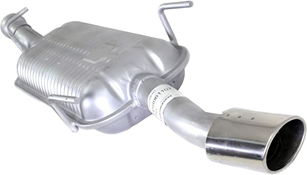1994-1998 SAAB 900 2.0L ENGINE REAR MUFFLER ASSEMBLY