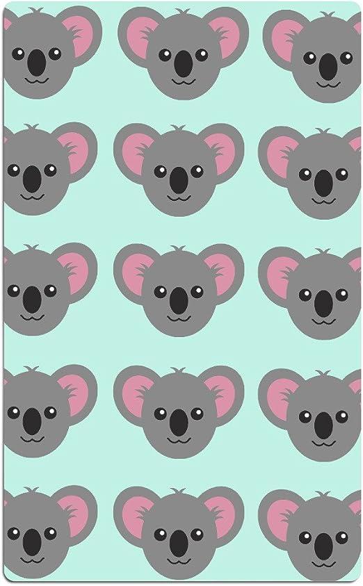 Koala Cartoon Dibujo Animales de Australia absorbente toalla de ...