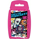 Top Trumps Monster High Card Game