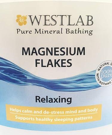 5 kg de copos de magnesio - (cloruro de magnesio hexahidrato); el embalaje puede variar: Amazon.es: Belleza