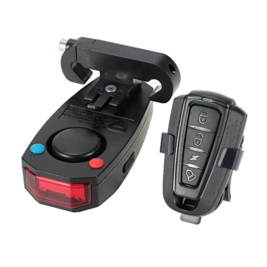 41 opinioni per Docooler Anti-Theft Allarme bici Telecomando con Fili Cavo USB a Distanza