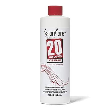 Salon Care 20 Volume Creme Developer