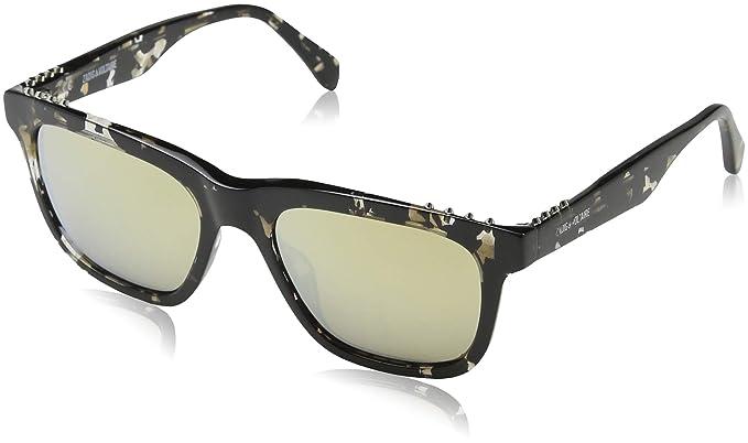 Zadig   Voltaire femme N A Montures de lunettes, Gris (Shiny Grey Havana 976768610d78