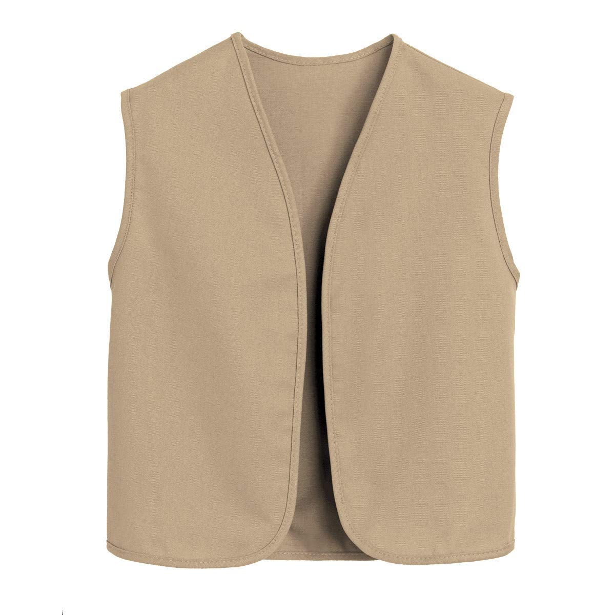 Official Cadette, Senior and Ambassador Khaki Vest by Girl Scouts of the USA