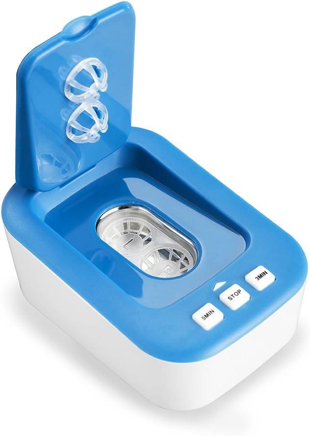 Ultrasonic Contact Lens Cleaner, Anself Mini Limpiador Ultrasónico ...