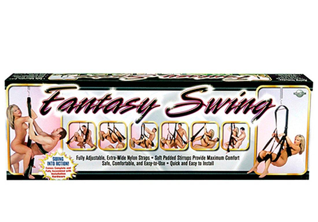 Fetish Fantasy Series Fantasy Swing - Black by Sex Toys Online Store