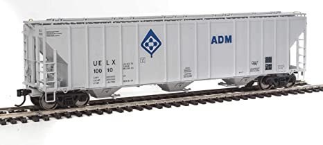 Amazon com: Walthers ADM Covered Hopper #10010: Toys & Games