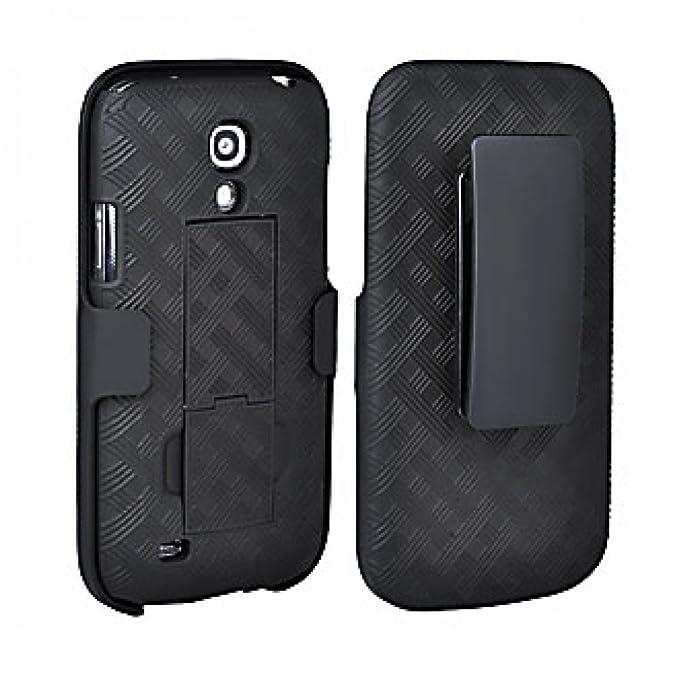 ccd4cc828e4 Carcasa original de carcasa y funda Comboor Samsung Galaxy S4 Mini - negro