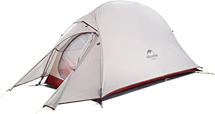 Naturehike Ultralight 1 Person Tent Waterproof Backpacking Tent for Camping Cycling Hiking