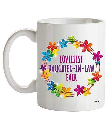 Amazon Daughter In Law Coffee Mug