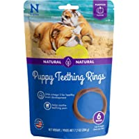 N-Bone 113017 Teething Ring for Puppies, 6-Count