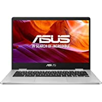 "ASUS Chromebook Z1400CN-BV0306 - Ordenador portátil de 14"" HD (Intel Celeron N3350, 4GB RAM, 32GB EMMC, Intel HD…"