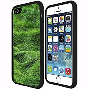 Green Grass Hills Rubber Snap on Phone Case (iphone 5c)