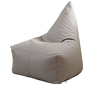 Amazon.com: quwei Bean Bag Bazaar silla Triangel – Creative ...