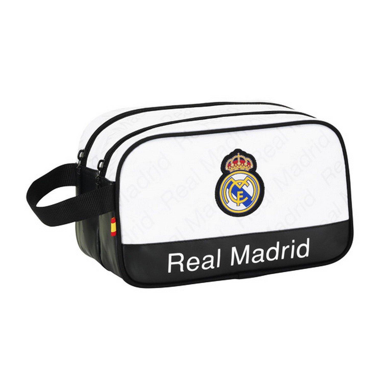 Real Madrid FC - Estuche de lapices y bolígrafos oficial con asa ...