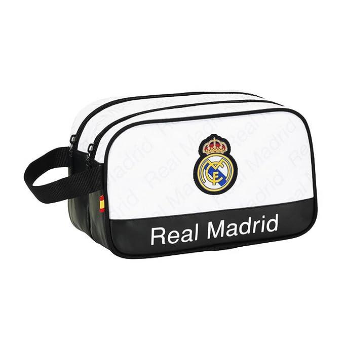 Real Madrid FC - Estuche de lapices y bolígrafos oficial con ...