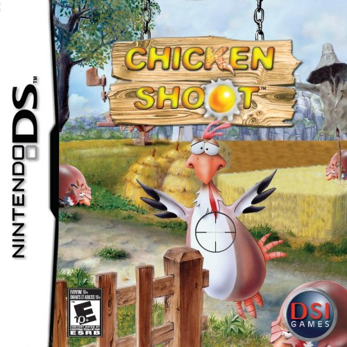 Chicken Shoot (Cheap Nintendo Ds Games)