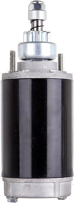OCPTY New Starter Fit for Kohler 18Hp Kt17 Kt19 M18 Mv16S Mv17 Mv18,Cub Cadet Garden Lawn Tractor,52-098-03,52-098-09, 52-098-12,52-098-12S,5209803,5209809 Sab0041