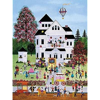 Ceaco Jane Wooster Scott - Birthday Mayhem Puzzle: Toys & Games