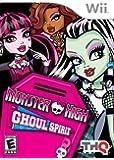 Monster High: Ghoul Spirit - Nintendo Wii