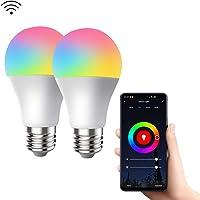 Deals on CRESTIN Smart Led Bulbs A19 800LM 9W