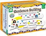 Enhance early grammar and reading skills with sturdy, interlocking cards that cover parts of speech, capital letters, punctuation, building sentences, and more! Tailor activities to different learning levels with this fun set, which includes gramm...