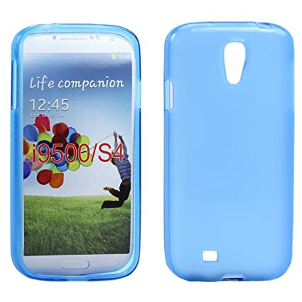 Amazon.com: Galaxy S4 Funda, Ultra [Slim Thin] Soft TPU Gel ...