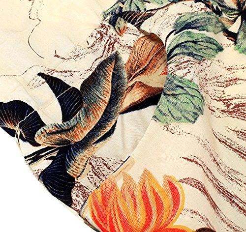Zearo 2016 Femme Combishort Imprimés Combinaison Sans Manches Shorts de Plag Jumpsuit Romper Bretelles Halter Crochet