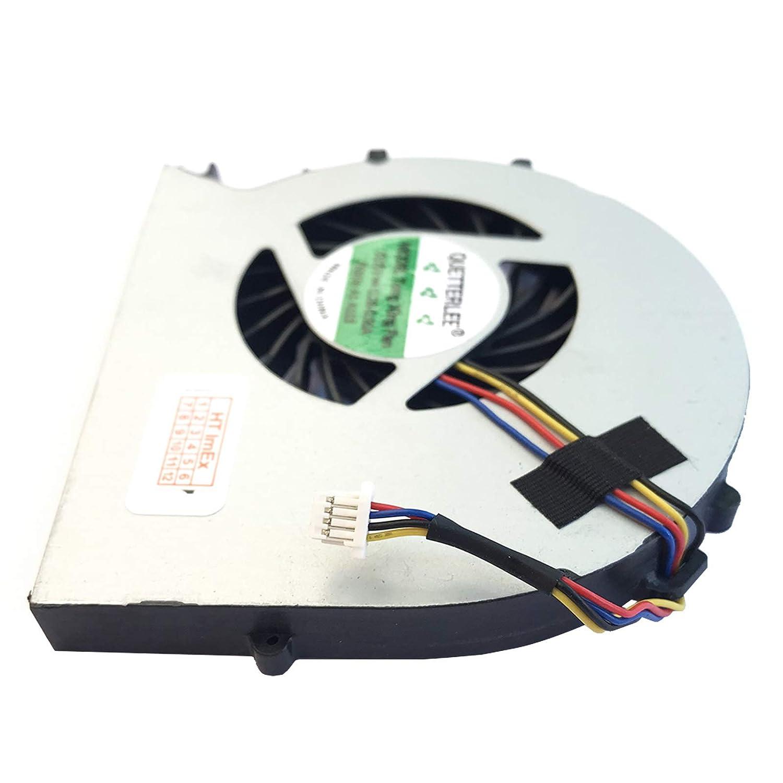450 G1 440 G1 Ventilateur de Refroidissement Compatible avec HP Probook 440 G0 445 G1 455 G1 450 G0