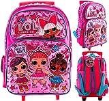 """L.O.L Surprise! Large Rolling Backpack 16"""""""