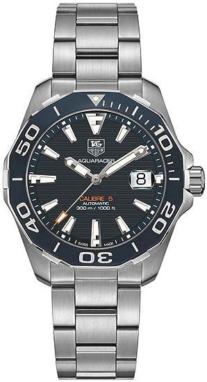 Tag Heuer - Reloj Tag Heuer Modelo WAY211C.BA0928 - WAY211C.BA0928: TAG Heuer: Amazon.es: Relojes