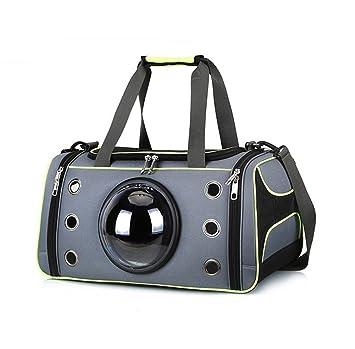 Cutepet Transportín Bolsa De Transporte Gato Bolso para Perros Pequeños Medianos Suave Respirable: Amazon.es: Deportes y aire libre