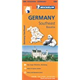 Germany Southeast 1:375.000