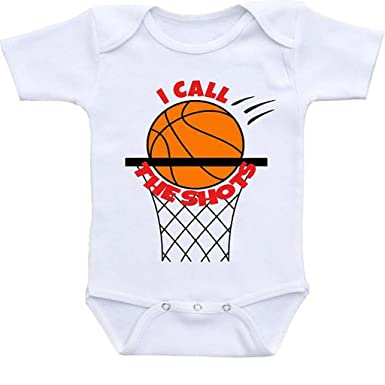 Amazon.com: sobilar baloncesto atuendo de bebé Baby Shower ...
