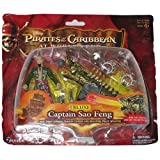 Pirates of the Caribbean Worlds End Deluxe Captain Sao Feng Action Figure