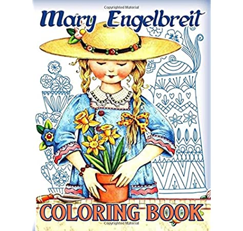 - Mary Engelbreit Coloring Book: The Color Wonder Mary Engelbreit Adult  Coloring Books For Men And Women Stress Relieving: Smith, Koby:  9798655252714: Amazon.com: Books