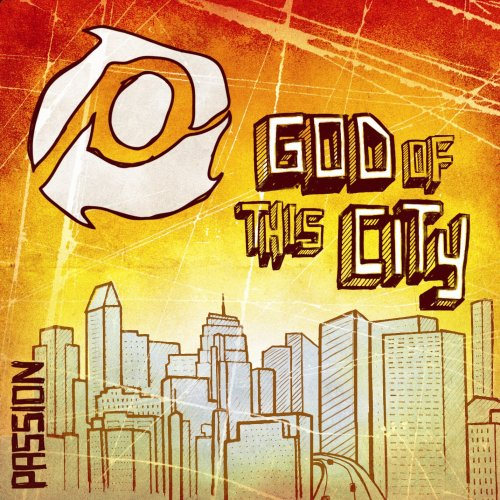 Passion: God Of This City Album Cover