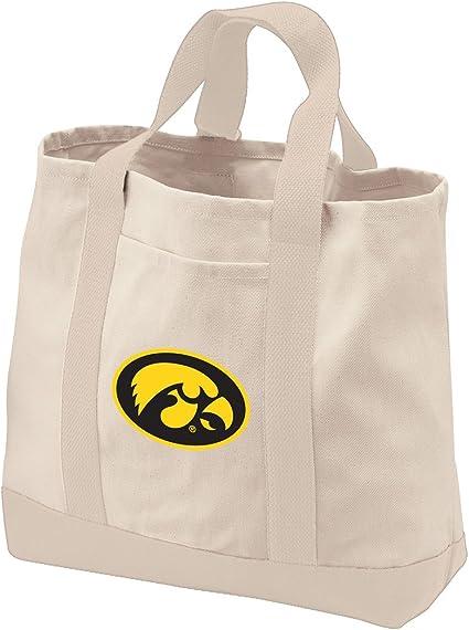 Broad Bay Iowa Hawkeyes Tote Bags University of Iowa Totes Beach Pool Or Travel