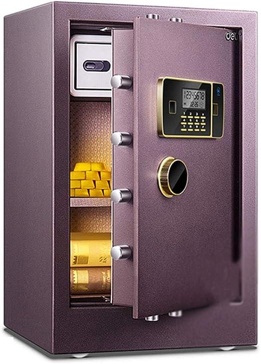 Caja fuerte Caja de Seguridad pequeña Dormitorio Mesa de Noche ...