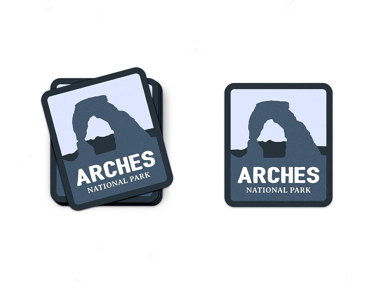 "3/"" Arches National Park Sticker"