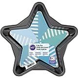 """Wilton 2105-6185 Star-Shaped Cake Pan, 6"""" x 2"""""""